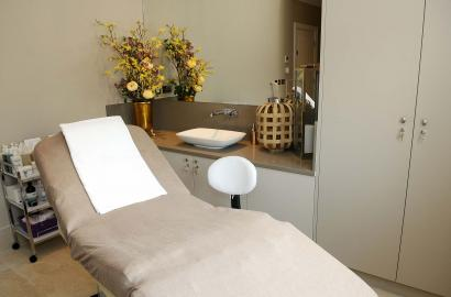 Beauty area at Audley Club at Chalfont Dene