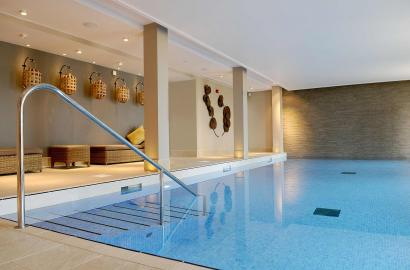 Swimming pool at Audley Club Chalfont Dene