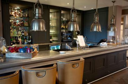Bistro-bar at Lytton