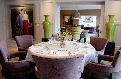 Private dining at Lytton Restaurant near Gerrards Cross