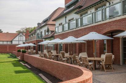 Terrace at Lytton Restaurant