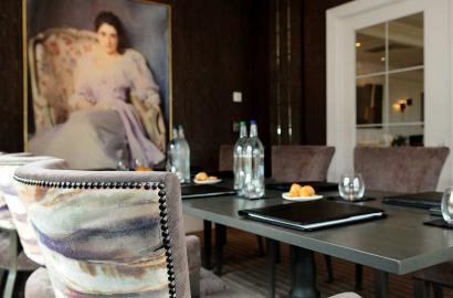 Private dinner area near Gerrards Cross