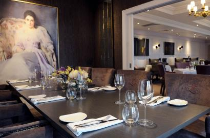 Private dining at Lytton at Gerrards Cross