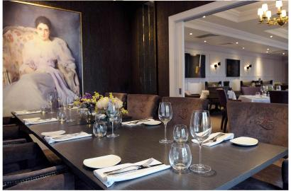Private dining near Gerrards Cross